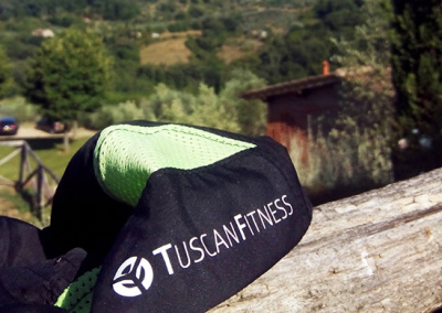 Tuscan Fitness -merch