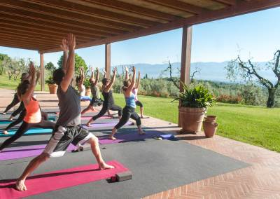 Tuscan Fitness Yoga Group