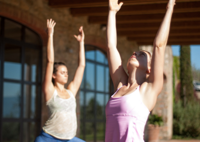 Tuscan Fitness Yoga Teacher Alix