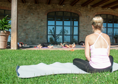 Tuscan Fitness Yoga Morning