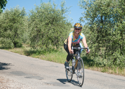 Tuscan Fitness Biking Guest