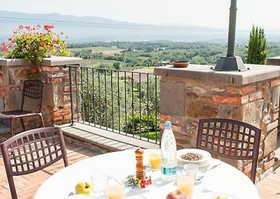 Tuscan Fitness Breakfast View 3