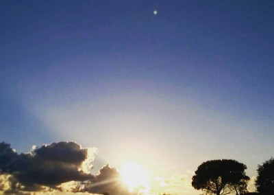 Photo of a Tuscan Evening