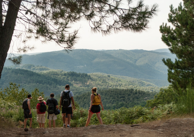 Tuscan Fitness Hiking Views