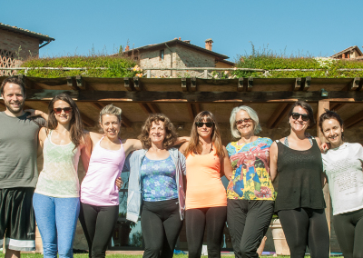 Tuscan Fitness Morning Yoga Group