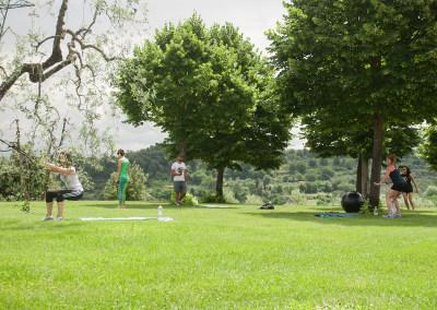 Tuscan Fitness Circuit Training