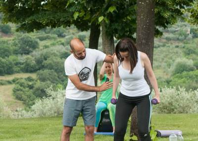 Tuscan Fitness Circuit Training