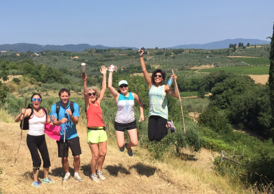 Tuscan Fitness Hiking Fun