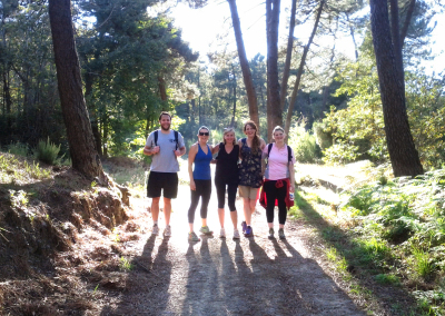 Tuscan Fitness Hiking Group