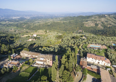 La Forra Hotel - Tuscan Fitness