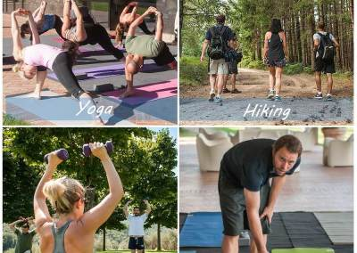 Tuscan Fitness Favourite Activity Post
