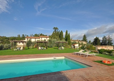 Tuscan Fitness accommodation la forra