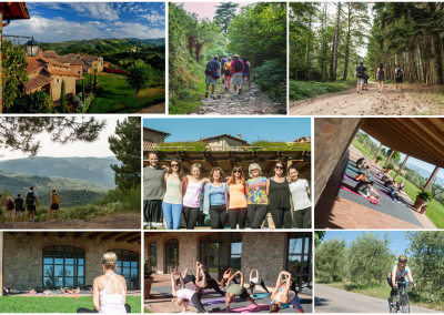 Tuscan Fitness Collage